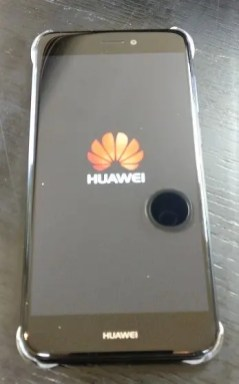 Huawei nova Lite 起動