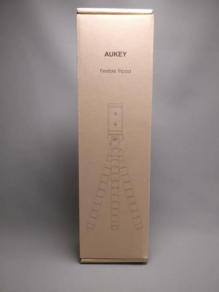 AUKEY スマートフォンホルダー+三脚 CP-T03 化粧箱