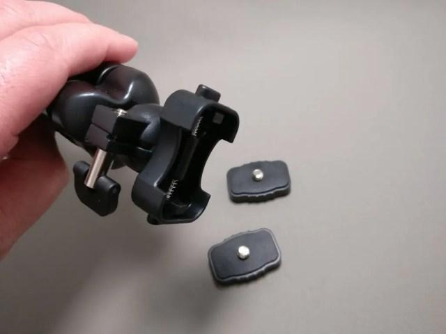 AUKEY スマートフォンホルダー+三脚 CP-T03 クイックシュー