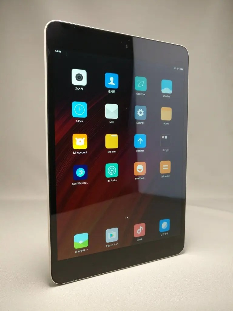 Xiaomi Mi Pad 3 表 6