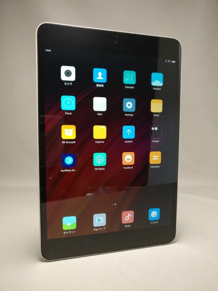 Xiaomi Mi Pad 3 表 7