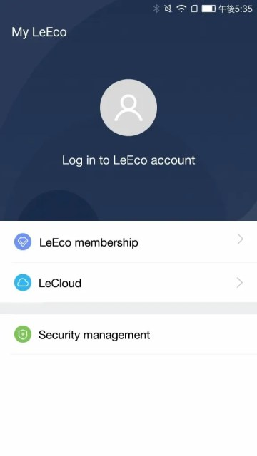 LeTV LeEco Le Max 2 X829  My LeEco