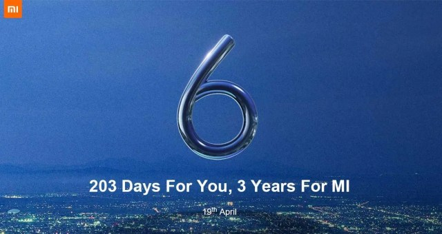 203 days for you, 3 Years For MI