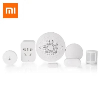 Xiaomi mijia スマートホームセキュリティキット