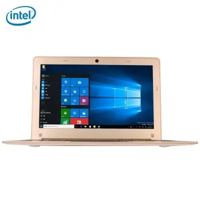 gearbest Jumper EZbook Air Atom Cherry Trail x5-Z8300 1.44GHz 4コア GOLD(ゴールド)