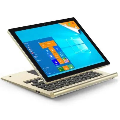 gearbest Teclast Tbook 10 S Atom Cherry Trail X5 Z8350 1.44GHz 4コア CHAMPAGNE GOLD(シャンペンゴールド)