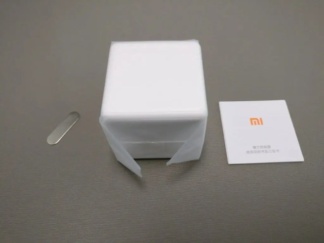 謎のCUBE(Xiaomi Mini Magic Box)