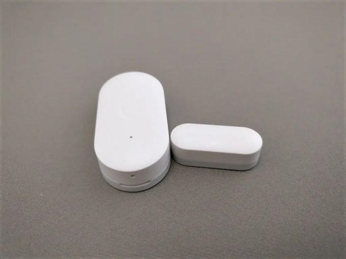 Xiaomi mijia スマートホームセキュリティキット ドアセンサー 磁石