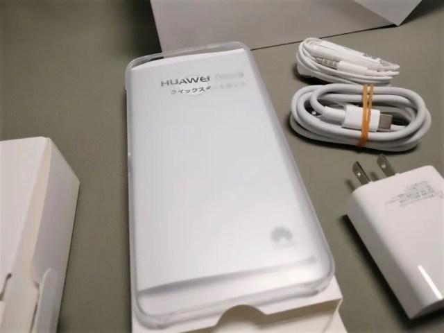Huawei Nova 付属品 保護ケース