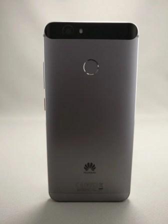 Huawei Nova 裏 正面 6