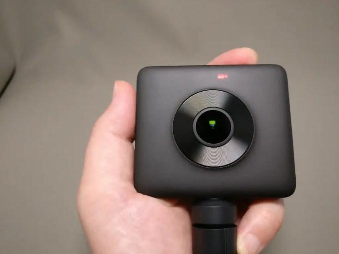 Xiaomi mijia 3.5K Panorama Action Camera ビデオ