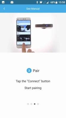 Mi Sphere Cameraアプリ 説明3