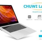【Banggood】中華ラップトップ Chuwi LapBook クーポン + 中華タブレット Cube iplay 10 キャンペーン