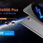 【Banggood】OUKITEL K6000 Plus ギフトバッグ付き 169.99ドル プレセール開始!