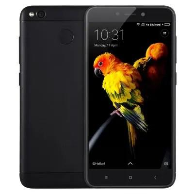 gearbest Xiaomi Redmi 4X Snapdragon 435 MSM8940 1.4GHz 8コア BLACK(ブラック)
