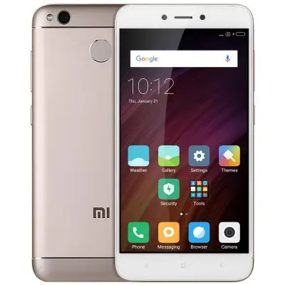 gearbest Xiaomi Redmi 4X Snapdragon 435 MSM8940 1.4GHz 8コア CHAMPAGNE GOLD(シャンペンゴールド)
