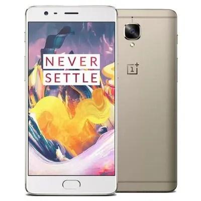 gearbest OnePlus 3T Snapdragon 821 MSM8996 Pro 2.35GHz 4コア GOLDEN(ゴールデン)