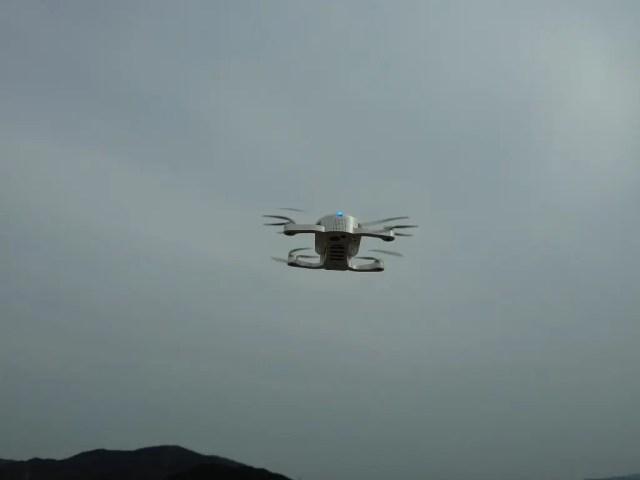 LENOVO Phab 2 Plus クアッドコプター1