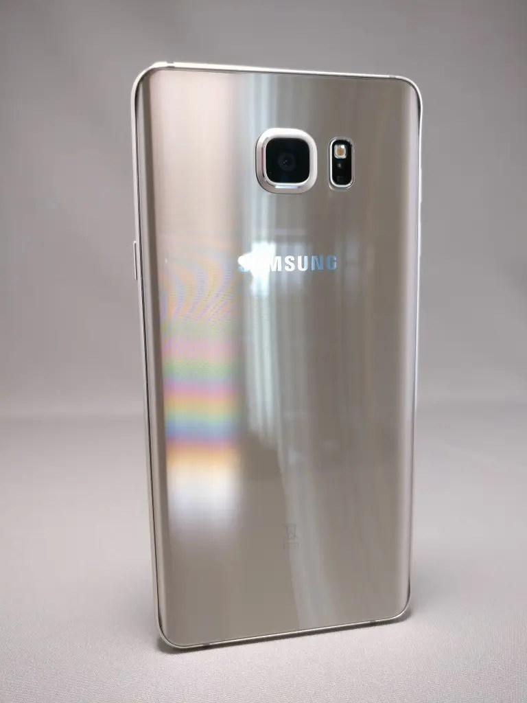 【Samsung】Galaxy Note 5 開封 レビュー Galaxy S7 edgeと新旧比較