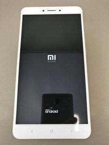 Xiaomi Mi Max 2 起動2
