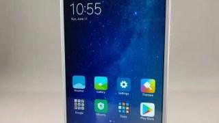 Xiaomi Mi Max 2 ベンチマーク+ROM焼きMi Unlockまでの作業