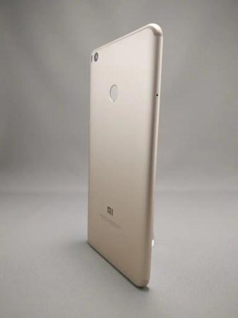Xiaomi Mi Max 2 裏面 12