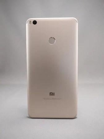 Xiaomi Mi Max 2 裏面 影5