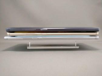 Xiaomi Mi Max 2 他スマホ比較 側面右