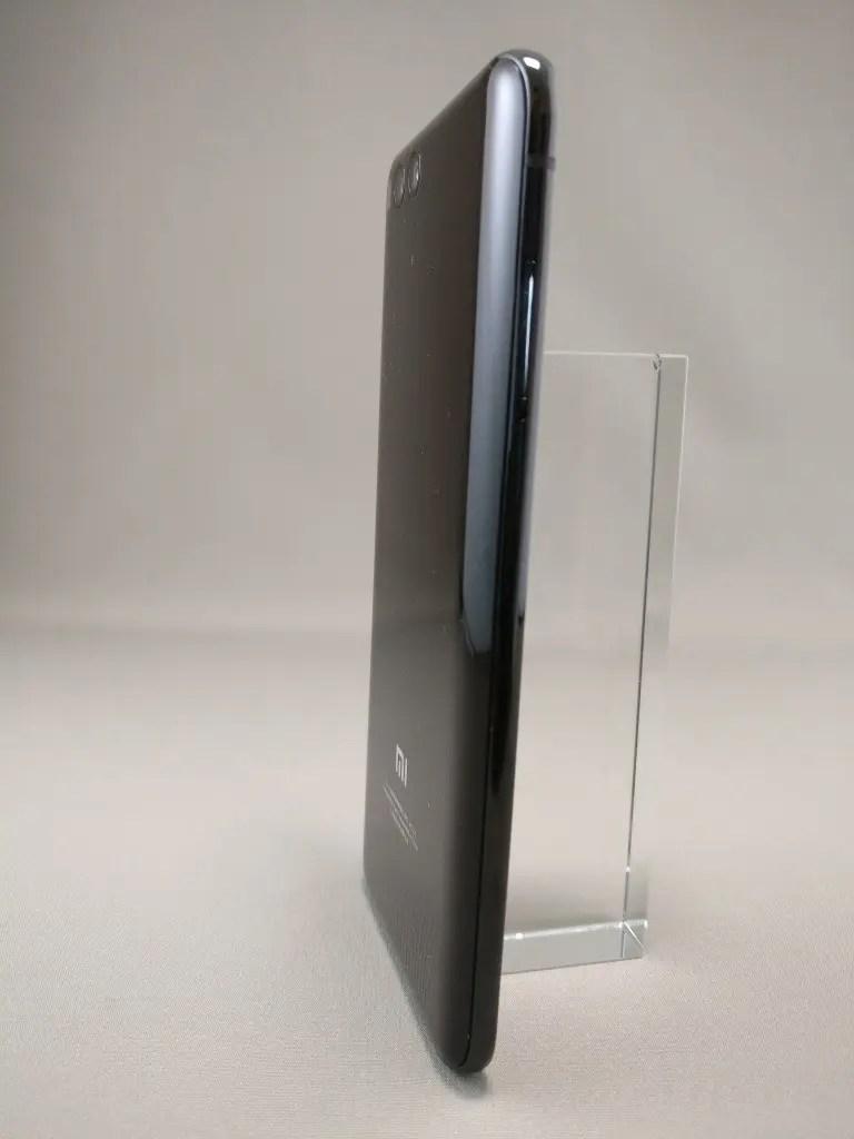 Xiaomi Mi6 表1