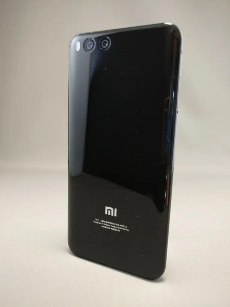 Xiaomi Mi6 表4