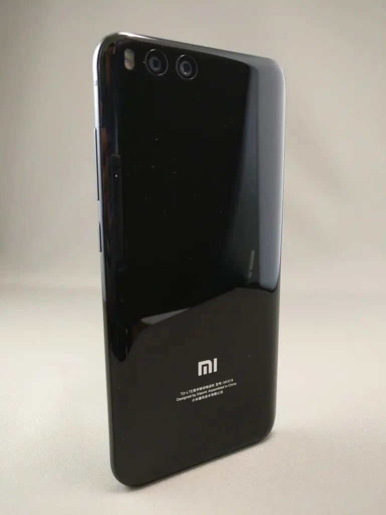 Xiaomi Mi6 表8