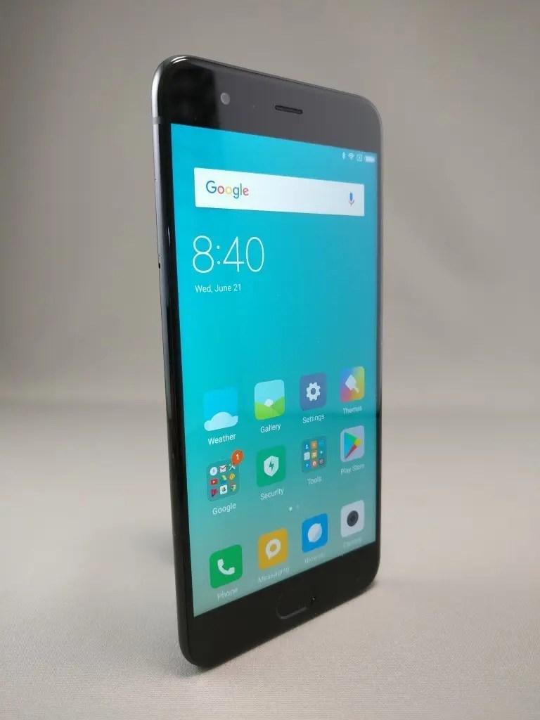 Xiaomi Mi6 表面4