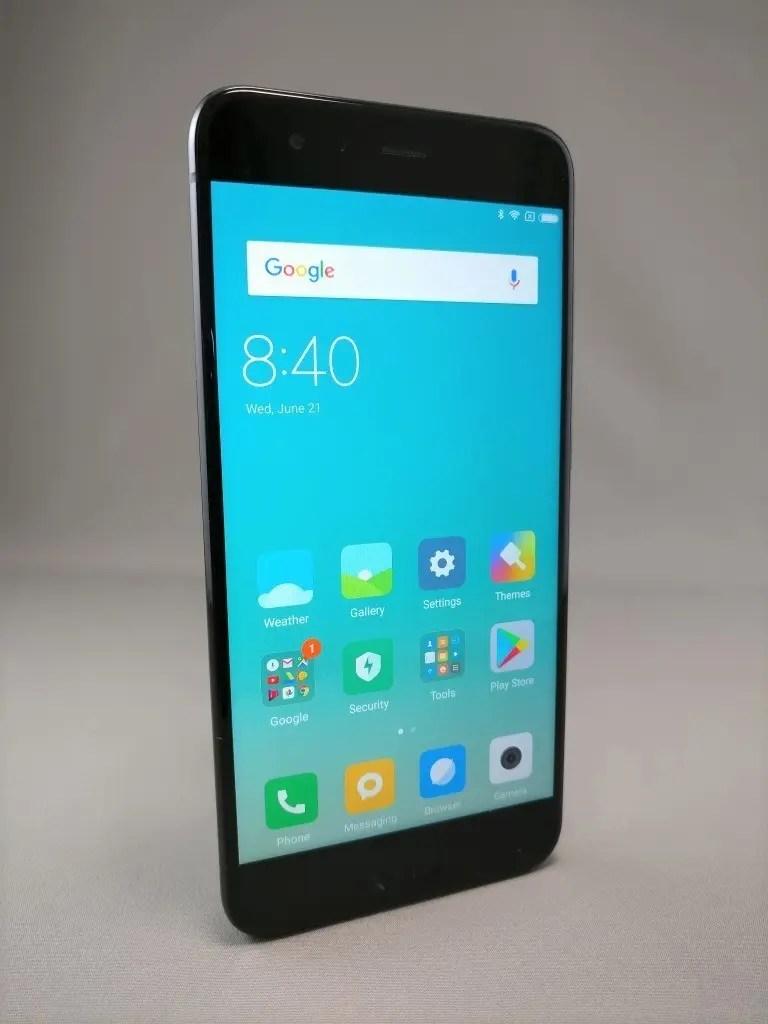 Xiaomi Mi6 表面5