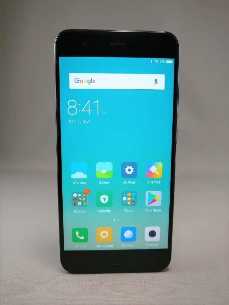Xiaomi Mi6 表面6