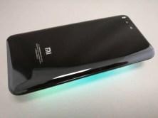 Xiaomi Mi6 ライトアップ 右斜め