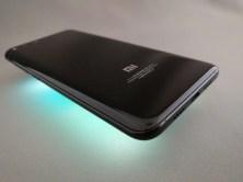 Xiaomi Mi6 ライトアップ斜め下