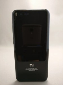 Xiaomi Mi6 裏面6