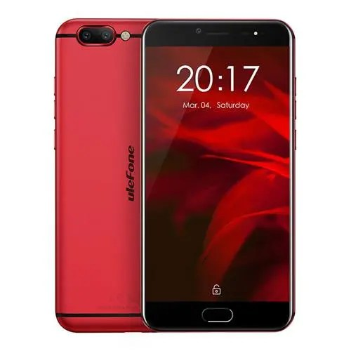 geekbuying AQUOS R  MTK6797X Helio X27 2.6GHz 10コア RED(レッド)