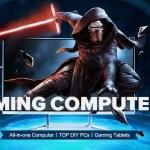 【GearBest】ゲーム用PC・パーツ+CHUWI LapBook 12.3+デイリークーポン