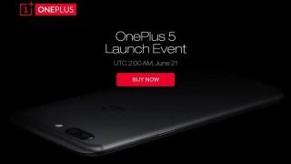【GeekBuying】OnePlus 5 初出荷7/10プレセール中!OnePlus5用Max20ドルクーポンあり