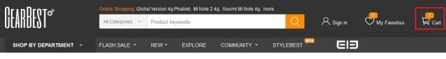 GearBest 日本向けクーポン セールより安い情報!(毎日更新) カートを見る
