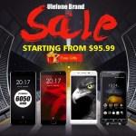 【GeekBuying】Ulefone ブランドセール Ulefone Gemini Pro 限定5台159.99ドル!