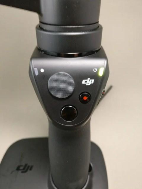 DJI OSMO Mobile コントローラー