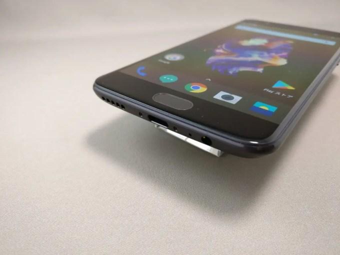 OnePlus5 プラパッキン