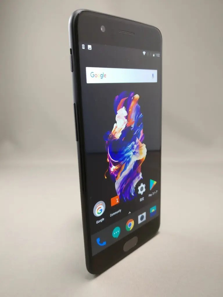 OnePlus5 表3