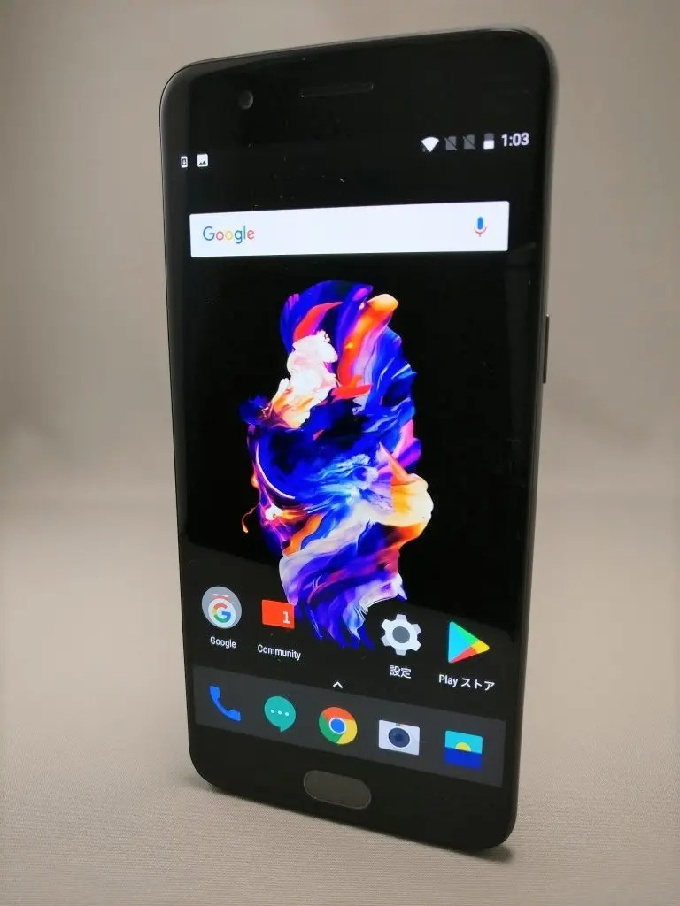 OnePlus5 表7
