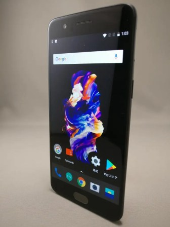 OnePlus5 表8