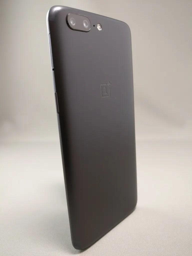 OnePlus5 裏9