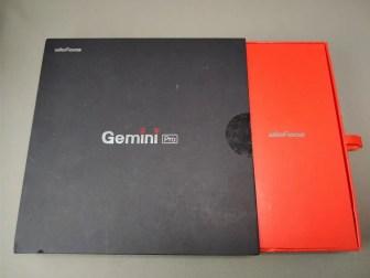 Ulefone Gemini Pro 開封