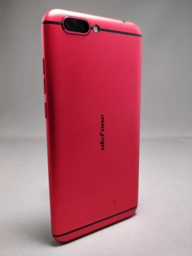 Ulefone Gemini Pro 裏 12